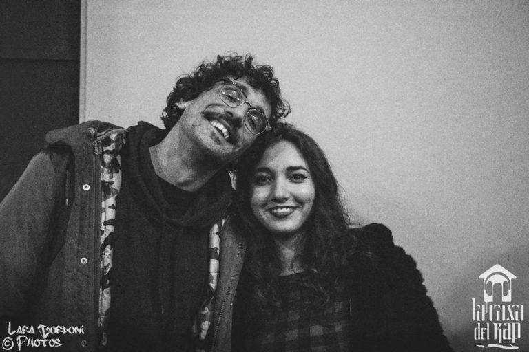 Willie Peyote e Eleonora Cannizzaro al serraglio