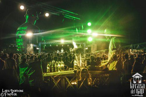 Bassi Maestro e Dj Zeta live all'Owl Night Festival