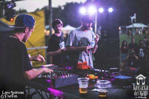 Stato Brado Crew live all'Owl Night Festival