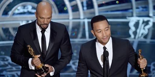John Legend e Common vincono l'Oscar 2015