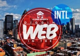 Diggin In The Web International #18