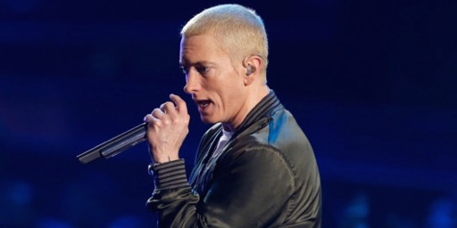 "Eminem: ascolta ""Phenomenal"""