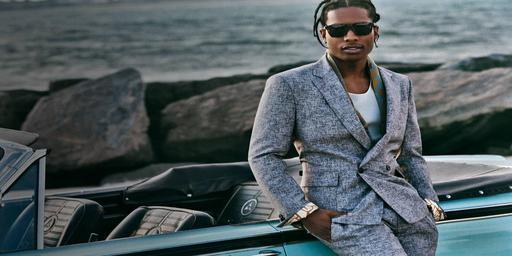 Ad Asap Rocky non piace l'ultimo disco di Lamar