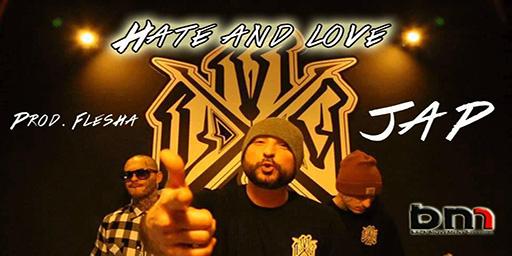 """Jap: il video di """"Hate and Love"""""""