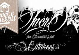 """Cover & Tracklist: """"Incro – Catalessi"""""""
