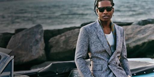 """A$AP Rocky: ascolta """"At.Long.Last.A$AP"""""""