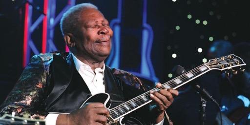 B.B. King: il Re del Blues ci ha lasciato