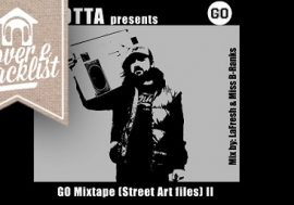 "C&T: ""Go Mixtape (Street Art Files) II"""