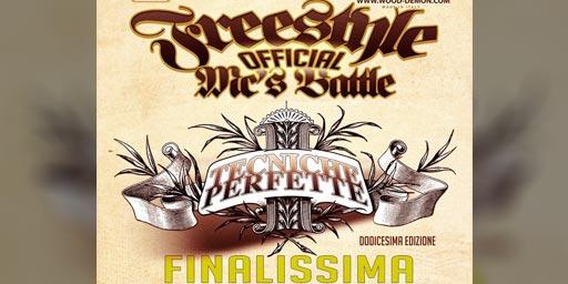 Tecniche Perfette: finale 2015