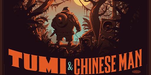Tumi & Chinese Man: l'intervista