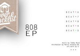 "C&T: ""Teddy Nuvolari – 808 EP"""