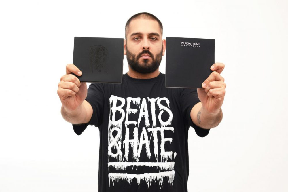 "Egreen: ""Beats & Hate"""
