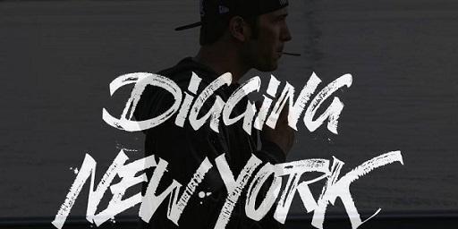 Danno protagonista di Digging New York