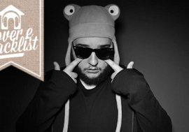 "C&T: ""Blue Virus – Sandro Terapia Mixtape"""