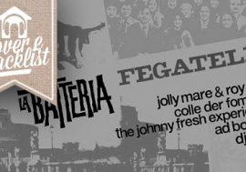 "C&T: ""La Batteria – Fegatelli EP"""