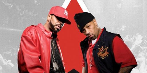 Method Man & Redman live in London
