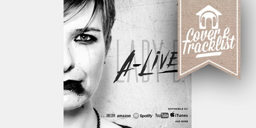 """Cover & Tracklist: """"Lady B - A-Live"""""""