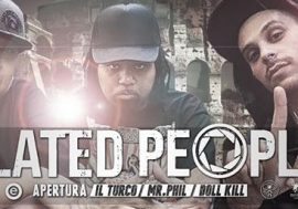 Dilated Peoples live in Rome