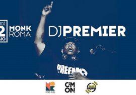Dj Premier live @ Roma