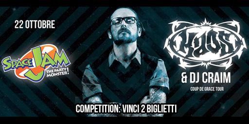 Kaos Competition: in palio 2 biglietti