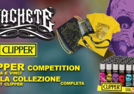 Clipper Machete Competition – 5 collezioni
