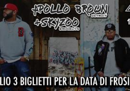 Apollo Brown & Skyzoo – LaCompetition
