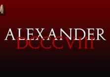 JAM: Alexander DCCVII – Trap Loaded