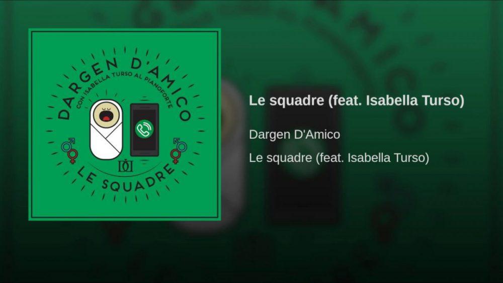 """Dargen D'Amico - """"Le Squadre"""" (Video)"""