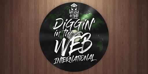 Vinile su legno diggin' in the web international