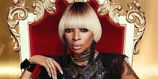 """Mary J Blige: """"Strength Of A Woman"""" (Album)"""