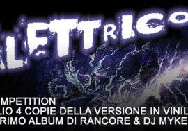"""""""Elettrico Competition"""" in palio 4 copie in vinile 180gr."""
