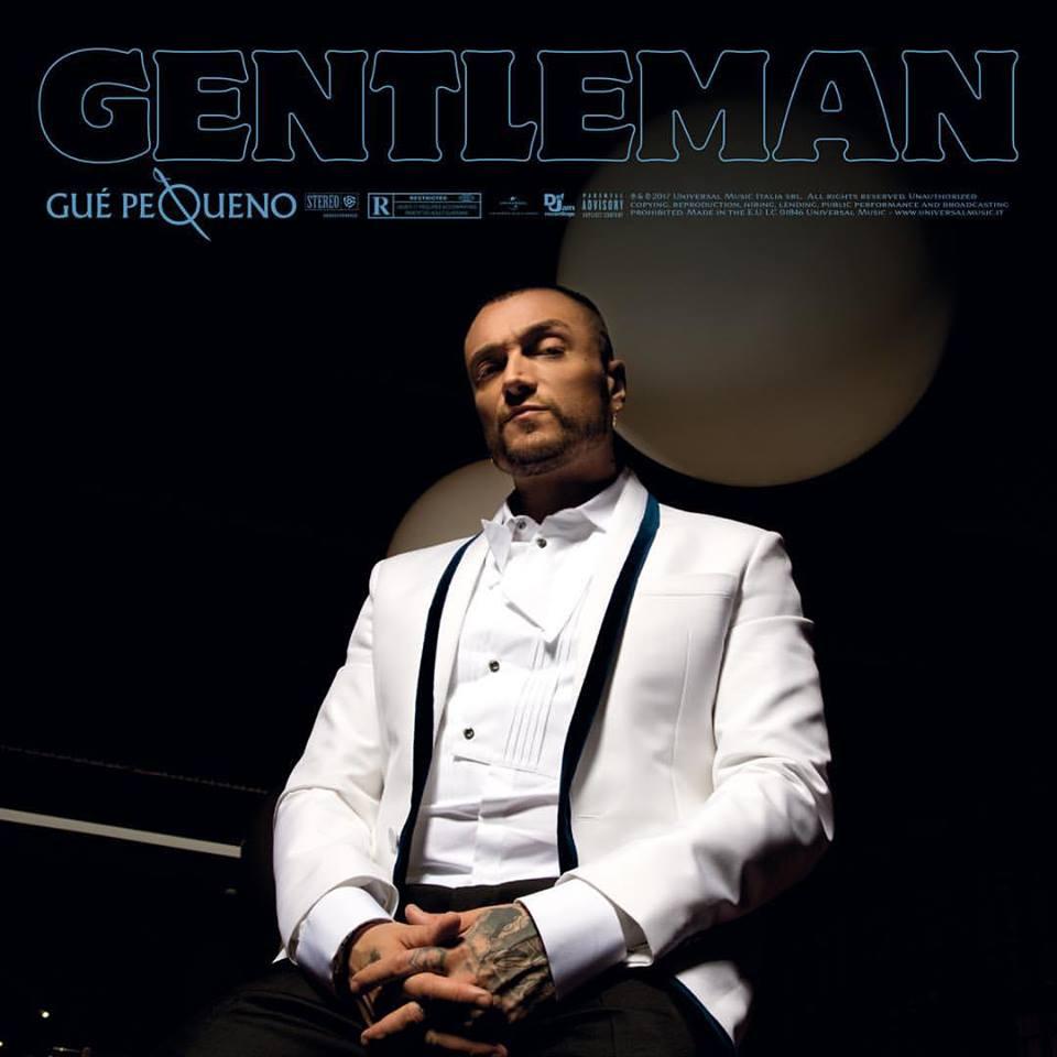 Cover e Tracklist Gentleman