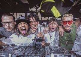 HELLMUZIK trionfa al Red Bull Culture Clash 2017