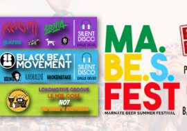 """MA.BE.S. FEST Competition"" partecipa e vinci 4 pass backstage"