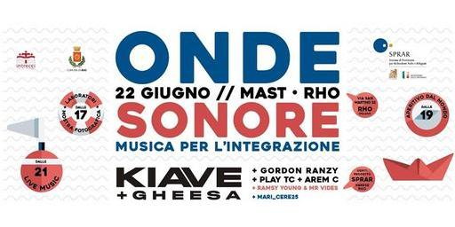 ONDE SONORE - Musica Per L'Integrazione - Kiave