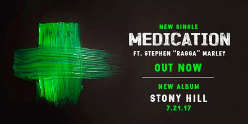 "Damian Marley ""Medication"" feat. Stephen Marley"