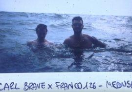 """""""Medusa"""": nuova Polaroid di Carl Brave X Franco126"""