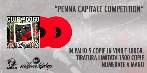 "Competition ""Penna Capitale"" in palio 5 copie"