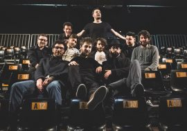 """""""Impact Session""""nuovo progetto degli Stip' Ca Groove"""