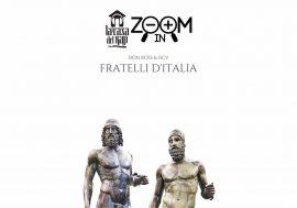 """Zoom In #19: HCV & Don Ross presentano """"Fratelli D'Italia"""""""