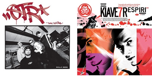 Tennen Records: 2 classici Kiave e OTR in vinile