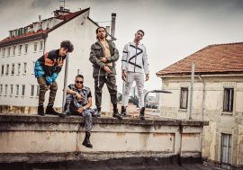 "L'energia dell'estate nel nuovo singolo di The RRR Mob ""Don't call me"""