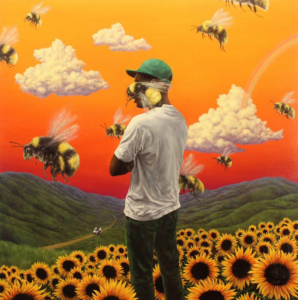 "Ascolta ""Flower Boy"" di Tyler, The Creator"