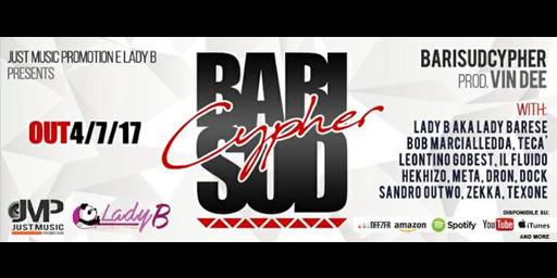 """Il meglio del sud est barese in """"Bari Sud Cypher"""""""