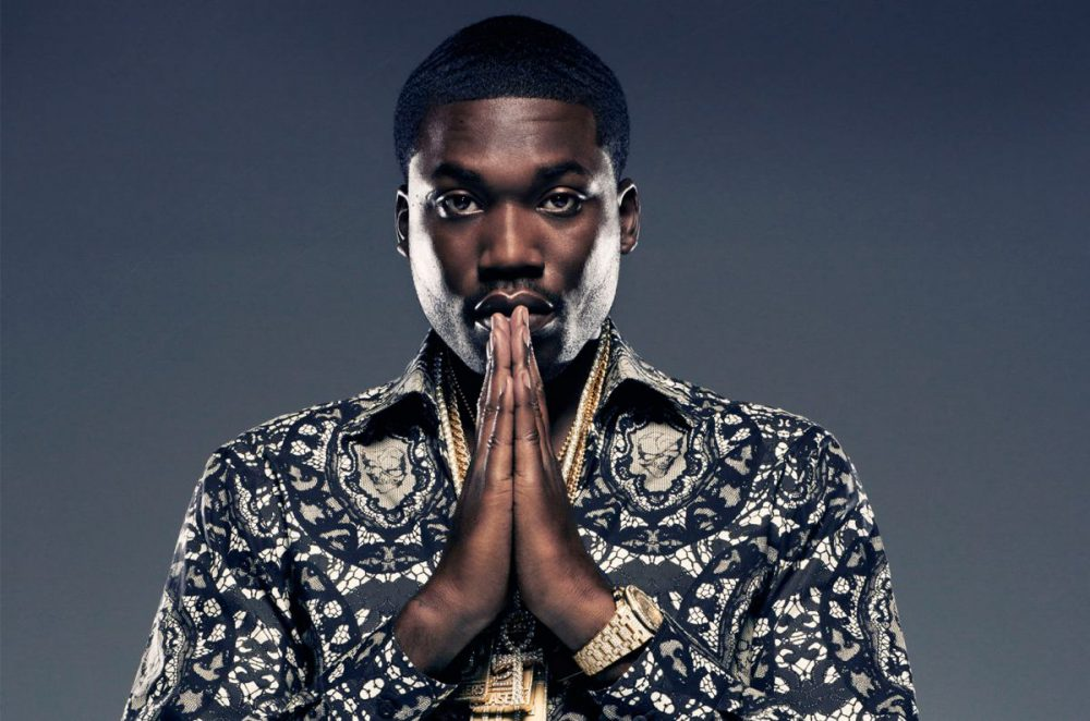 Meek Mill Orologio Collane Camicia