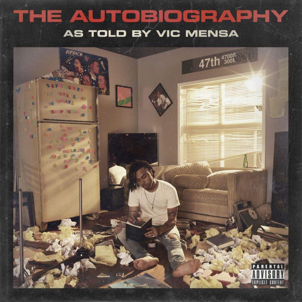 """È fuori """"The Autobiography"""" il primo disco ufficiale di Vic Mensa per Roc Nation"""