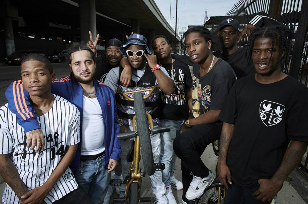 Guarda ora Feels So Good, il nuovo video DI A$AP Mob