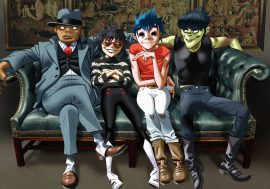 I Gorillaz ci portano a ballare nei club nel video di Strobelite