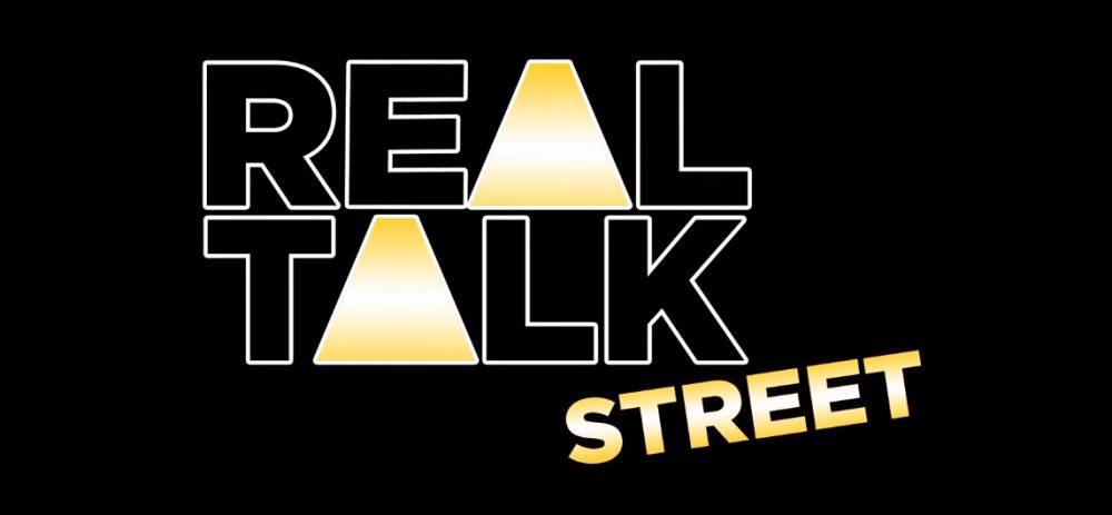 La nuova veste di Real Talk Street con Giovane Feddini ed Anagogia