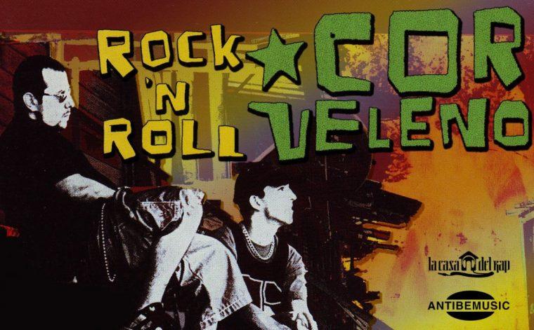 Cor Veleno: Rock'n'Roll Competition - in palio 4 copie del doppio vinile 180gr tiratura limitata